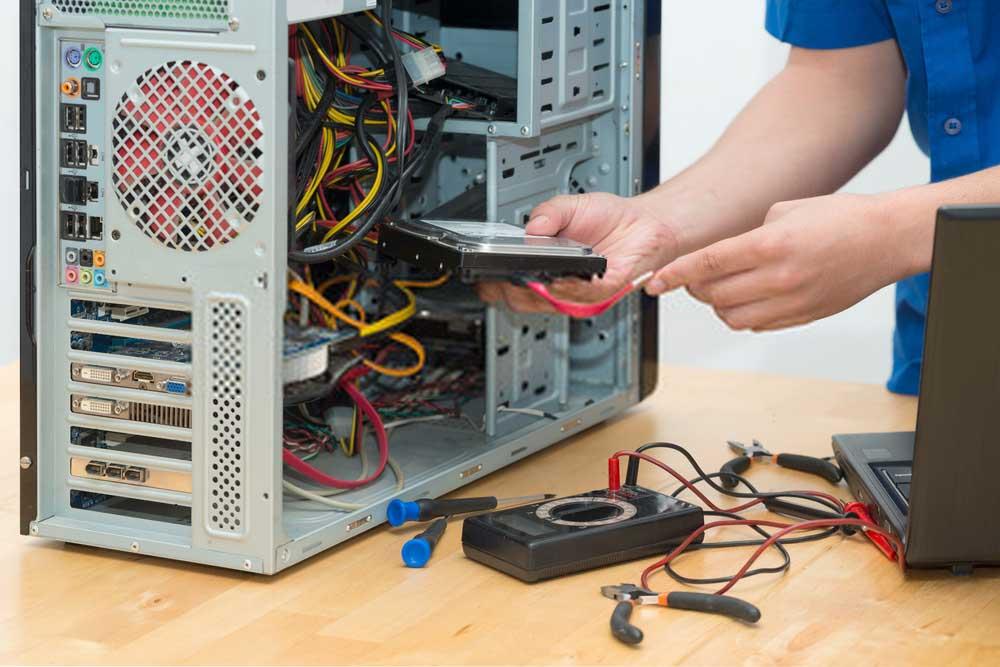 Chuyên cung cấp dịch vụ sửa máy tính, laptop, macbook tận nơi